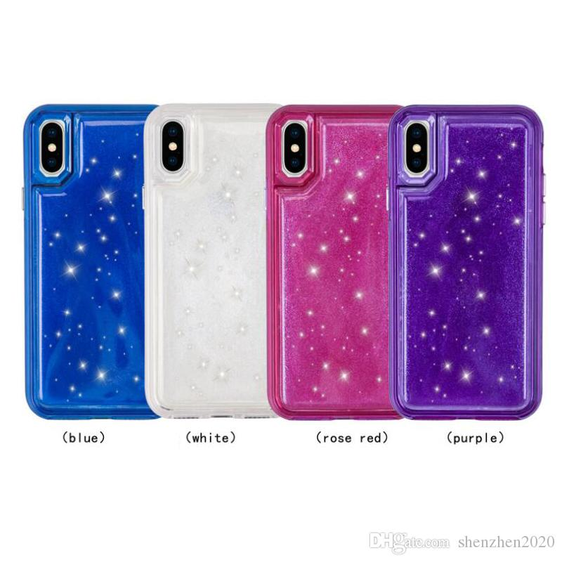 Phone Cases Jelly Back cover