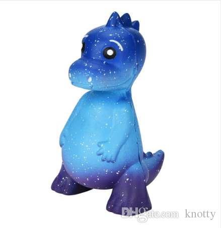 12 см Джамбо динозавр Squeeze игрушка милый Squishy моделирование PU медленный рост Squishy Fun приколы снятие стресса шутка игрушка в подарок