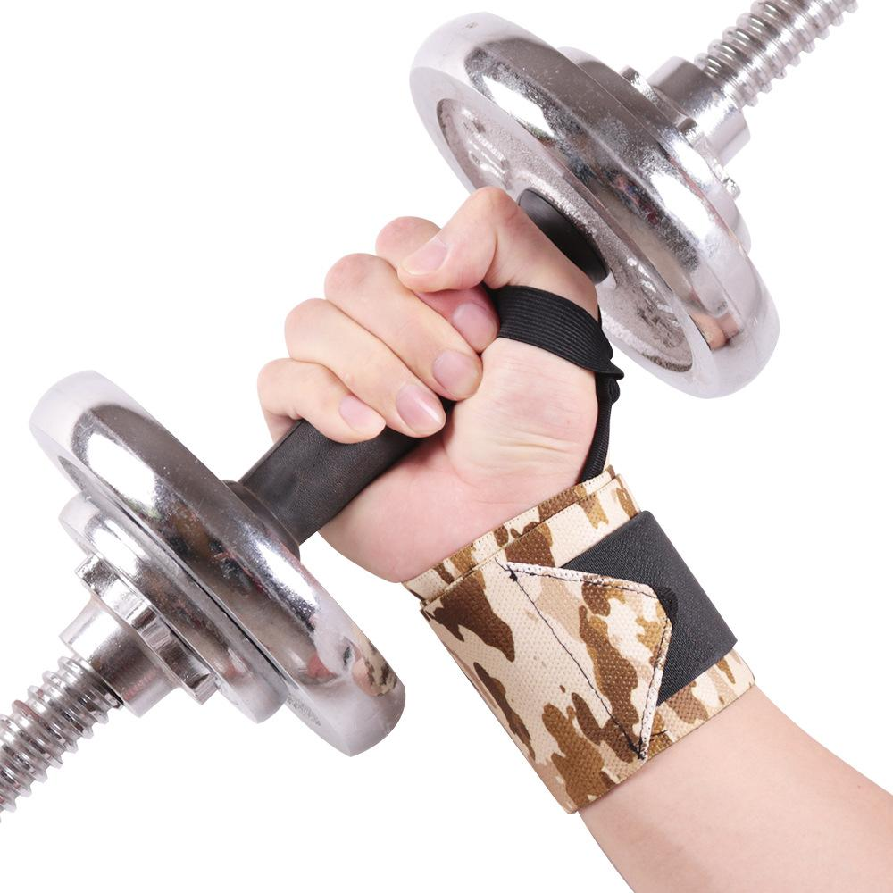 Potere di pallacanestro di sollevamento pesi di polsino di compressione del polsino del polsino di compressione urgente con il braccialetto di fasciatura di forma fisica