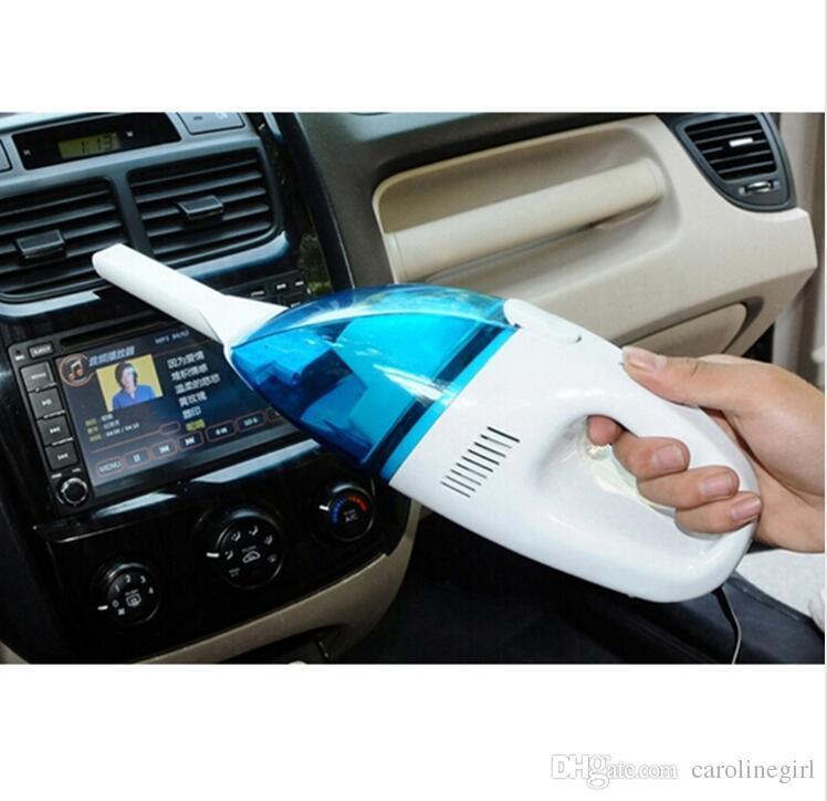 12 V Mini Portatile Auto veicolo Ricarica automatica Aspirapolvere palmare asciutto a secco
