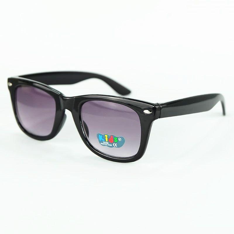 Top Selling Boys Girls Retro Sunglasses Fashion Children Glasses Printing Pattern Frame Beach Kids Glasses Frame Many Colors KL888