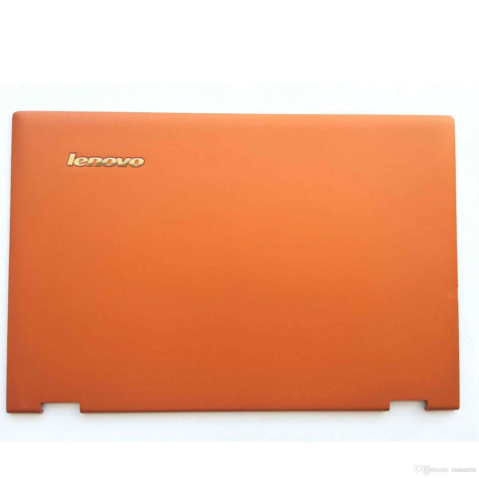 New Original Lenovo Yoga 2 Pro 13 Base Cover Laptop Bottom Orange AM0S9000200