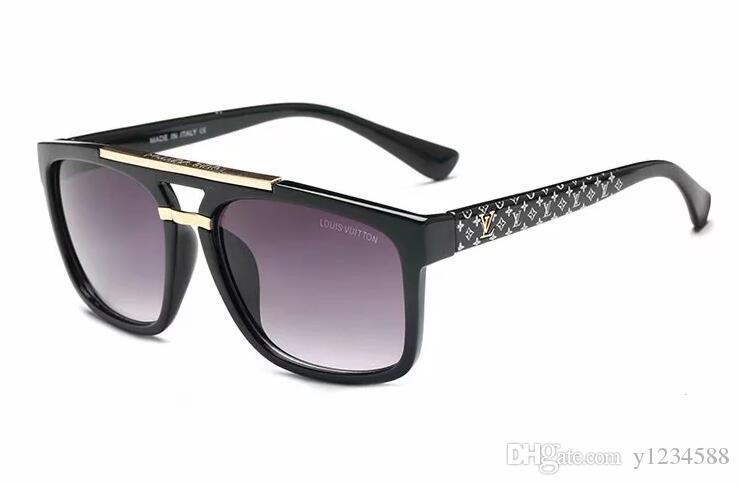 2025 moda occhiali da sole donne designer di marca di lusso famosi occhiali da sole donna occhiali da sole con casse e casi