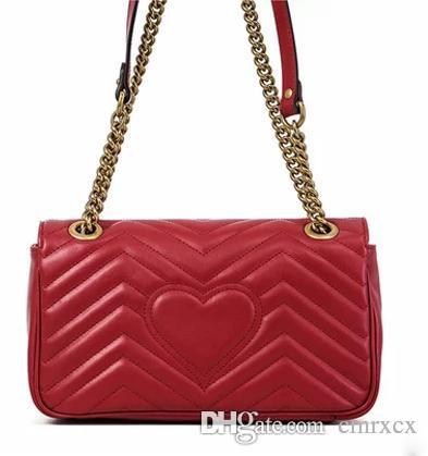 Bolsas de luxo Mulheres Mensageiro Sacos Crossbody Sacos Femininos Para As Mulheres clássico Bolsa de Ombro Cadeia bolsa das mulheres