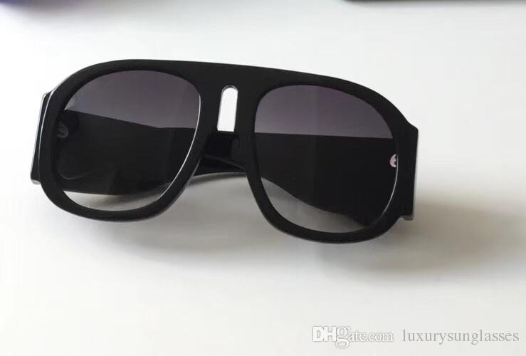 0152 popular Sunglasses For Women Round Summer Style Rectangle Full Oval Frame Top Quality UV Protection Come With Package fashion 0152S