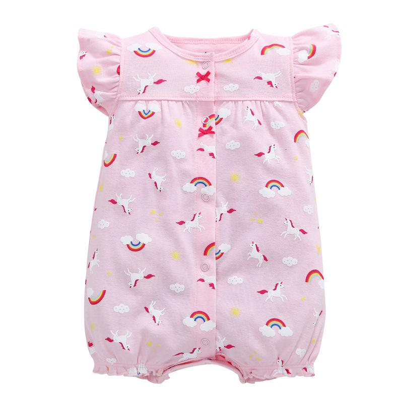 Europe And America Baby Romperjumpsuit Baby Bodysuit Girl Onepieces Bodysuit YI