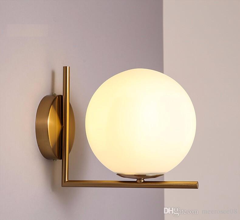 2017 New Simple Wall lamps Modern Creative Circular Wall Lighting Home Decor Sconces Lamp Ceiling Bra Luminaries