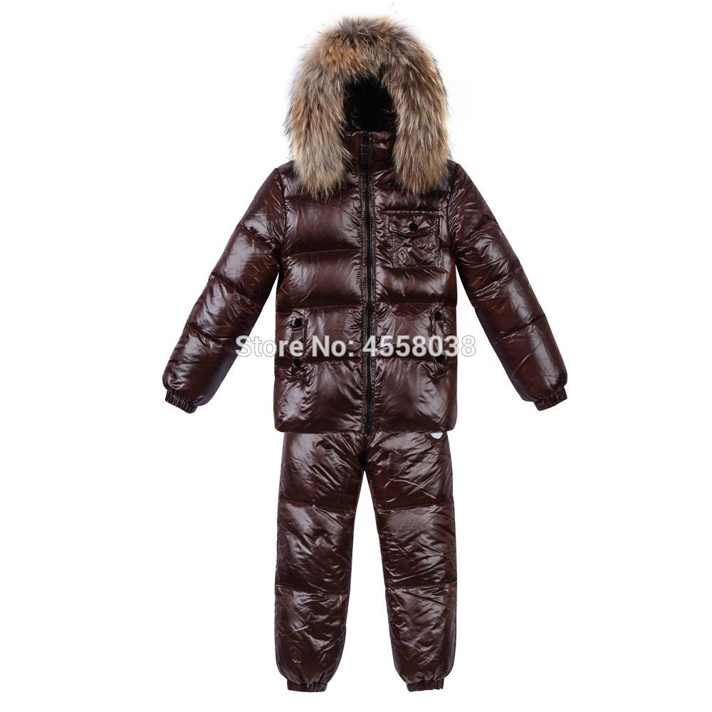 96274c63e Winter Fashion Kids Wear Coat Foldable Ultralight Down Jackets Duck ...