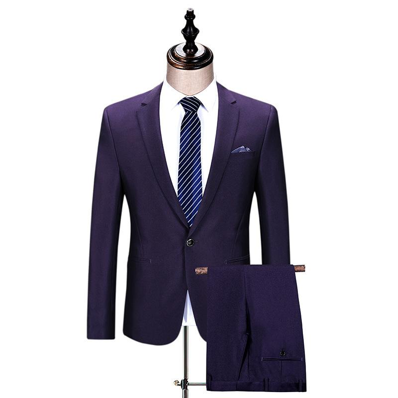 Clothes Accessories Men's Wear High-end Cost Performance Leisure Time Suit Twinset One Grain Buckle