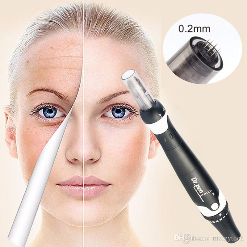 Ultima A7 DR.PEN Auto Electric Derma Pen Micro Needle MTS PMU Anti-aging Wrinkle Removal Skin Care Beauty