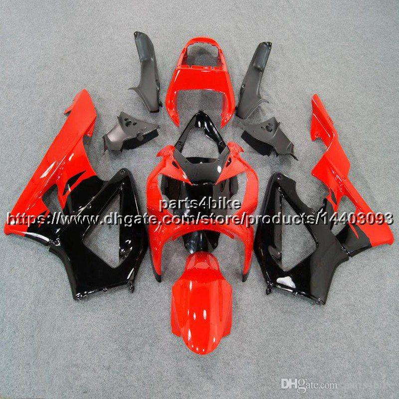 23colors+5Gifts Injection mold ABS red black Fairing For Honda CBR929RR 2000-2001 CBR929 RR 00 01 CBR 929 RR bodywork motorcycle hull