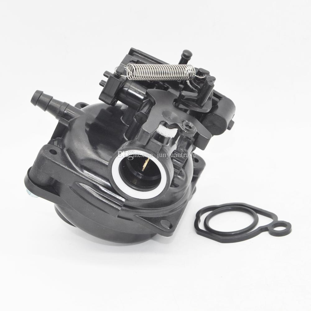 New Carburetor Carb Lawnmower Lawn Mower Replacement Fits Briggs /& Stratton