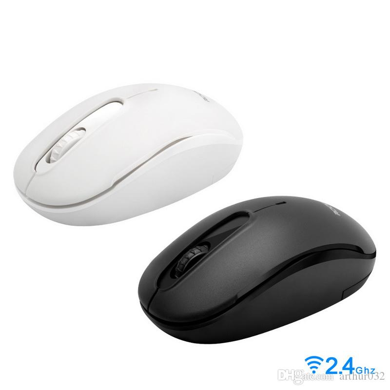2.4G Wireless Mouse Portable Mobile Optical Mice with USB Receiver 1600DPI for Andriod tv box Notebook PC Laptop Computer