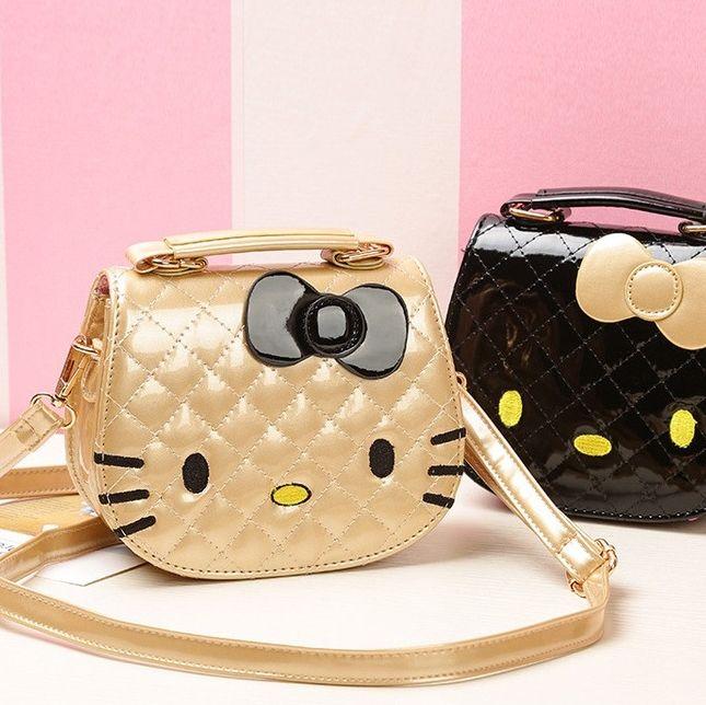Work High-capacity PU Leather Handbag Shoulder Bag for Travel Cartoon Pet Cat PU Leather Tote Bag for Women School Shopping