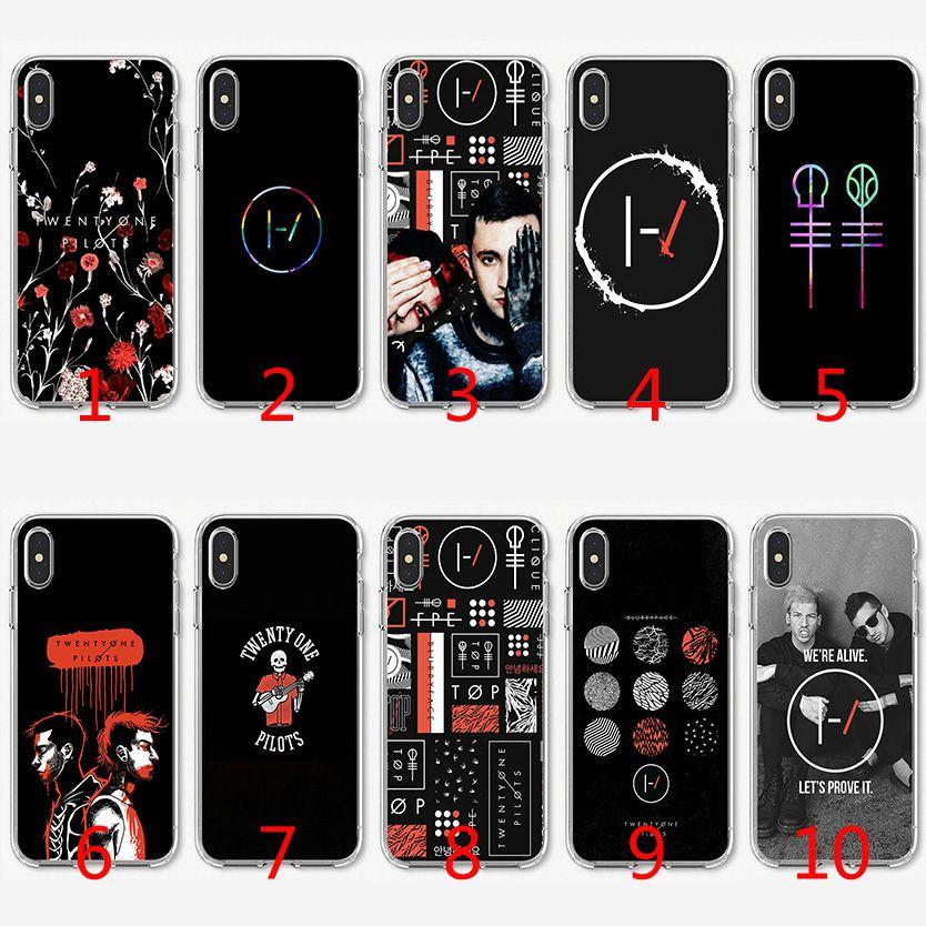 cover iphone twenty one pilots