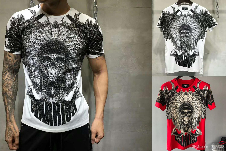 New short sleeve men t shirt brand clothing casual soft print tshirt men quality 100% cotton t-shirt male FWT801141