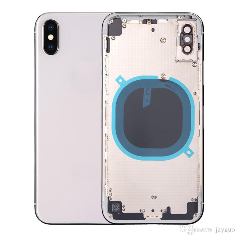 montaggio cover iphone