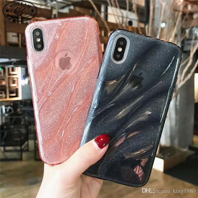 Best Selling Products 2018 in USA Unbreakable TPU Phone Case Bling Phone Case for iphone x