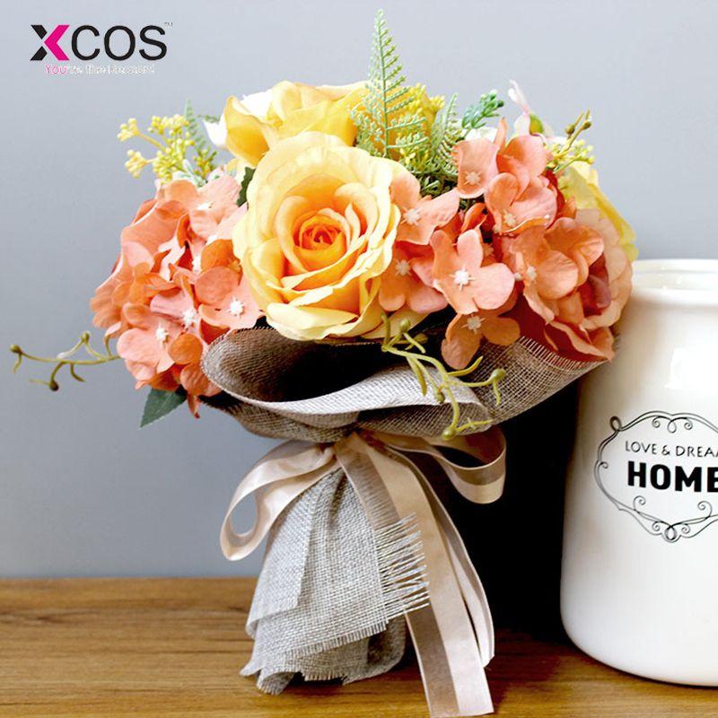 Bouquet Sposa Arancio.Acquista Vendita Allingrosso Bohemien Fiori Da Sposa Bouquet Da