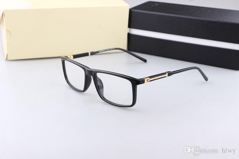 Männer MB551 Markenbrille TR90 für neue Augenoptische Brillenglasrahmen-Rezeptrahmen Full Oxfjb