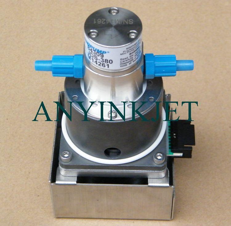 도미노 A120 용 A220 A-GP 프린터 용 모터가있는 GP 펌프