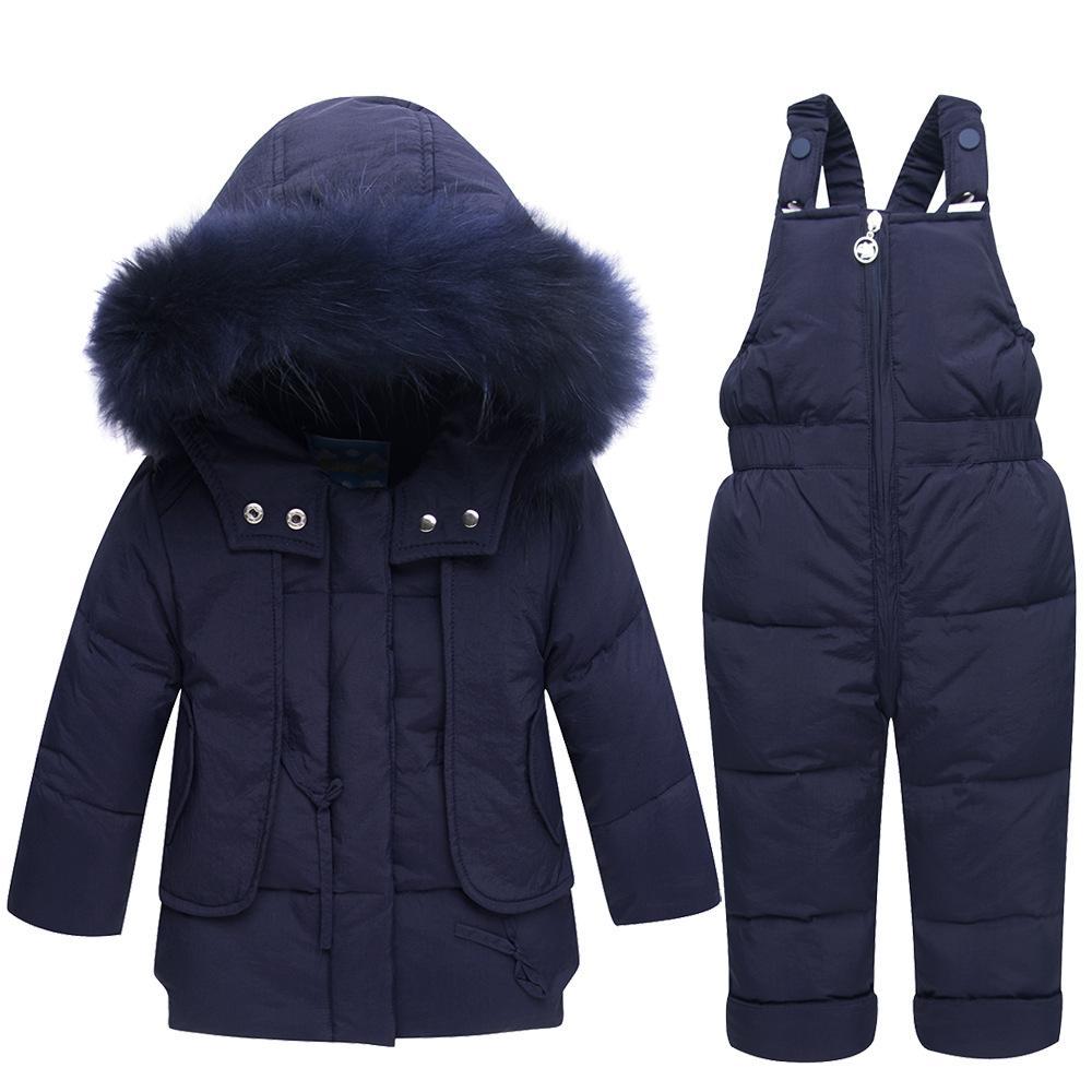 100% top quality new list catch 30 Degree Toddler Winter Coats Baby Parka Down Jackets Boy Winter Coat For  Kids Snowsuit Children Coat Pant+Coat Two Piece Set Teen Boys Winter Coats  ...