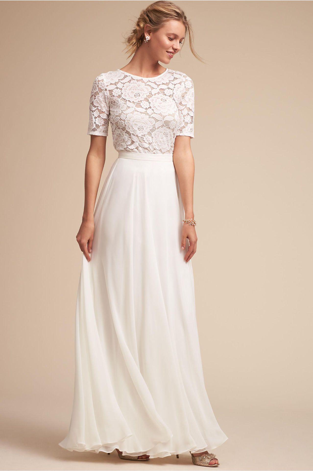 Short White Maxi Dresses