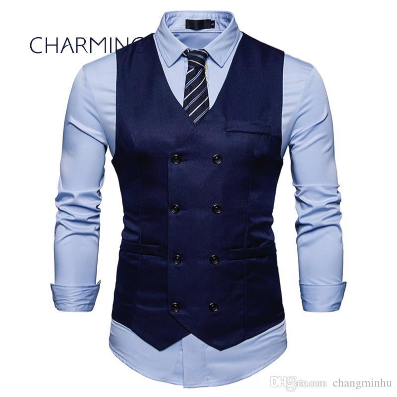 Mens veste pour hommes occasionnels gilet de hauts sans manches veste gilet prochain gilets cool pour les vestes de créateurs de gars