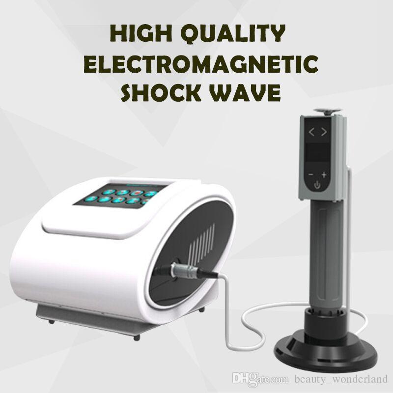 En Kaliteli Gainswave Düşük Yoğunluklu Taşınabilir Şok Dalga Terapi Ekipmanları ED Erektil Disfonksiyon Tedavileri İçin Shockwave Makinesi