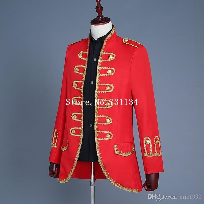 Vestimentaire Costume Hamilton Tenue Patriote Militaire Colonial Xviiie De Uniforme Siècle Royal Baroque Gentleman Veste Noir Acheter Blanc Bleu yb6Yfg7