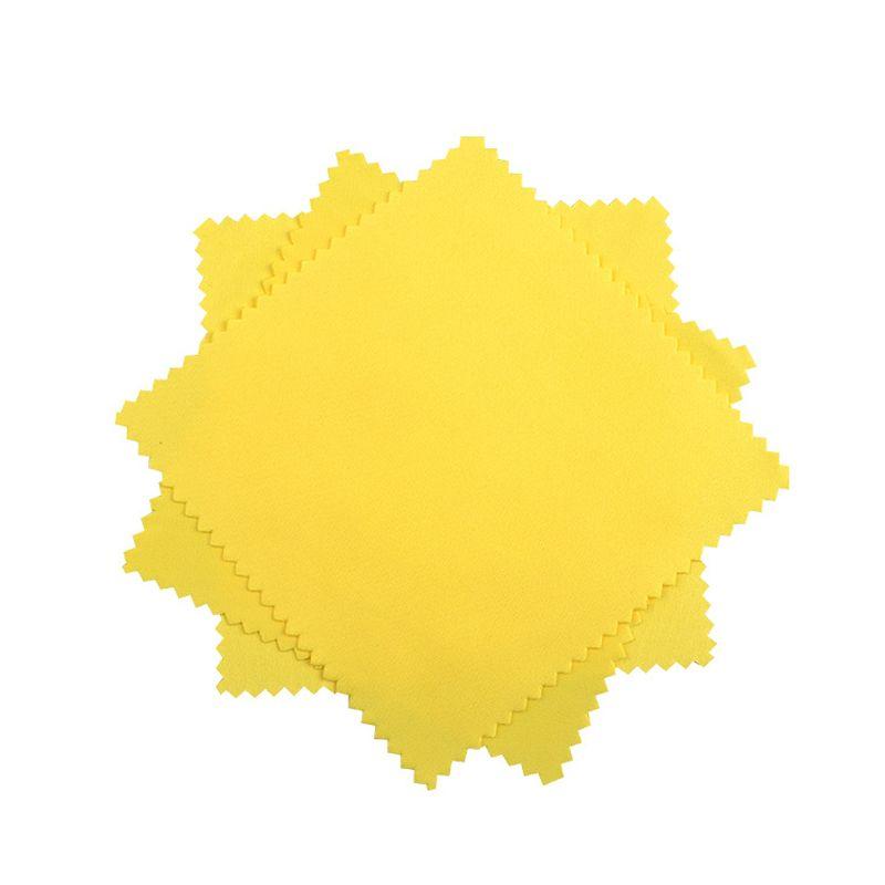 Chiffon de nettoyage en microfibre de haute qualité pour verre trempé, lingettes colorées sur mesure pour votre logo pour film pour téléphone portable