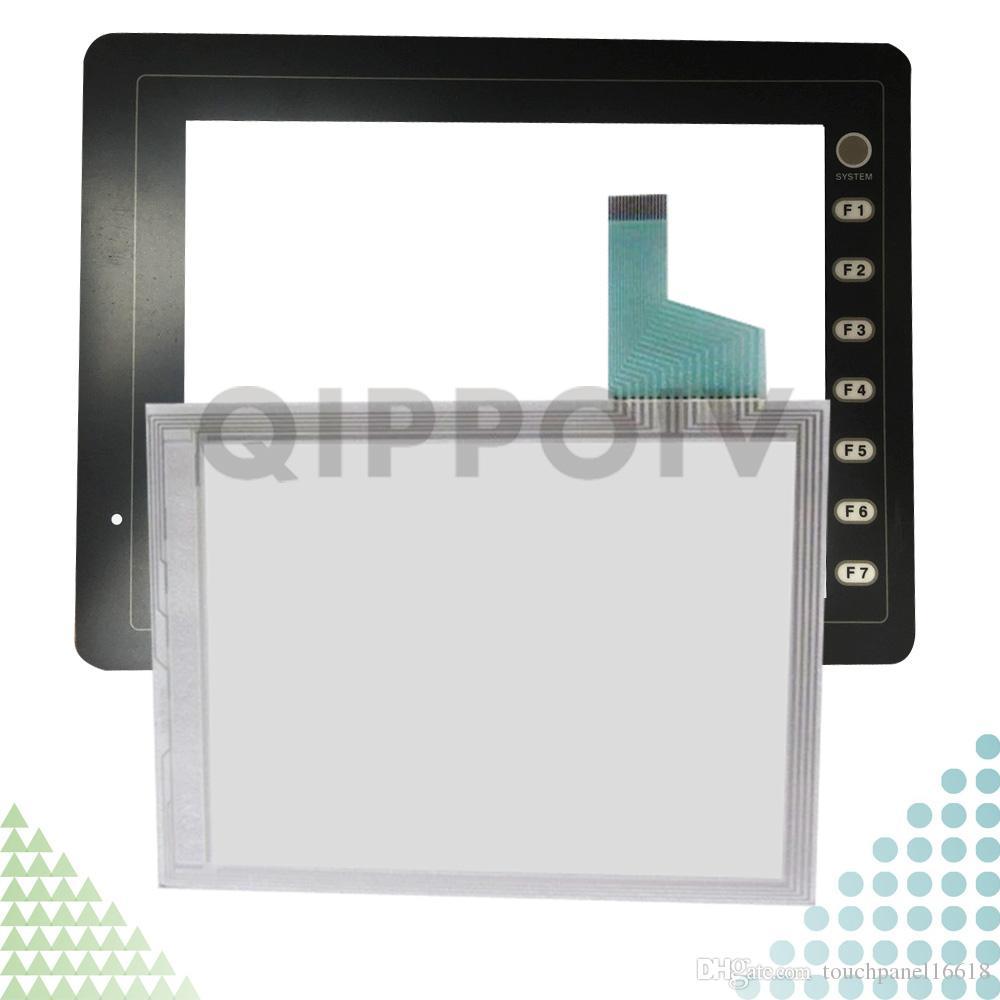 V808CD V808SD V808CH V808iCD V808iCH neue HMI PLC Touchscreen Panel Touchscreen und Front-Etikett