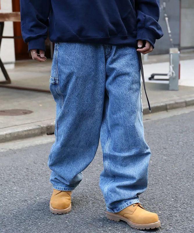 Iskra Konzulat Grad Jeans Anchos Hombre Goldstandardsounds Com