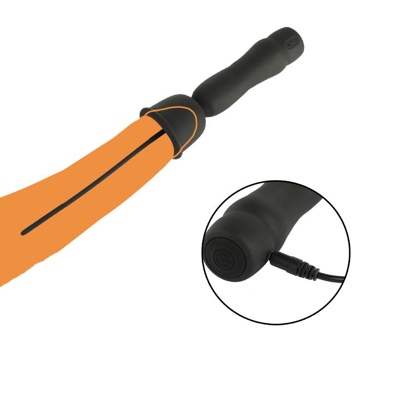 16 Speeds Vibrating Urethral Catheter Penis Plug Dilators Vibrator Sounds Male Chastity Toys Masturbator Vibrator for Adults Men Y18102906