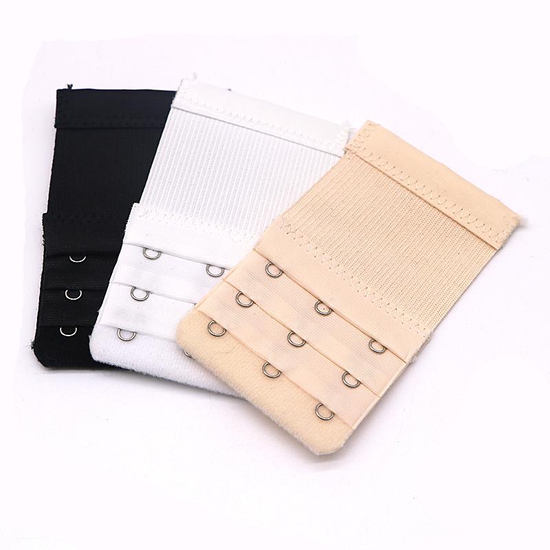 15 قطع تمديدات الصدرية حزام 3 السنانير 3 صفوف البرازيلي تمديد الأشرطة أجوستابل النساء حزام موسع الخياطة أداة زينة