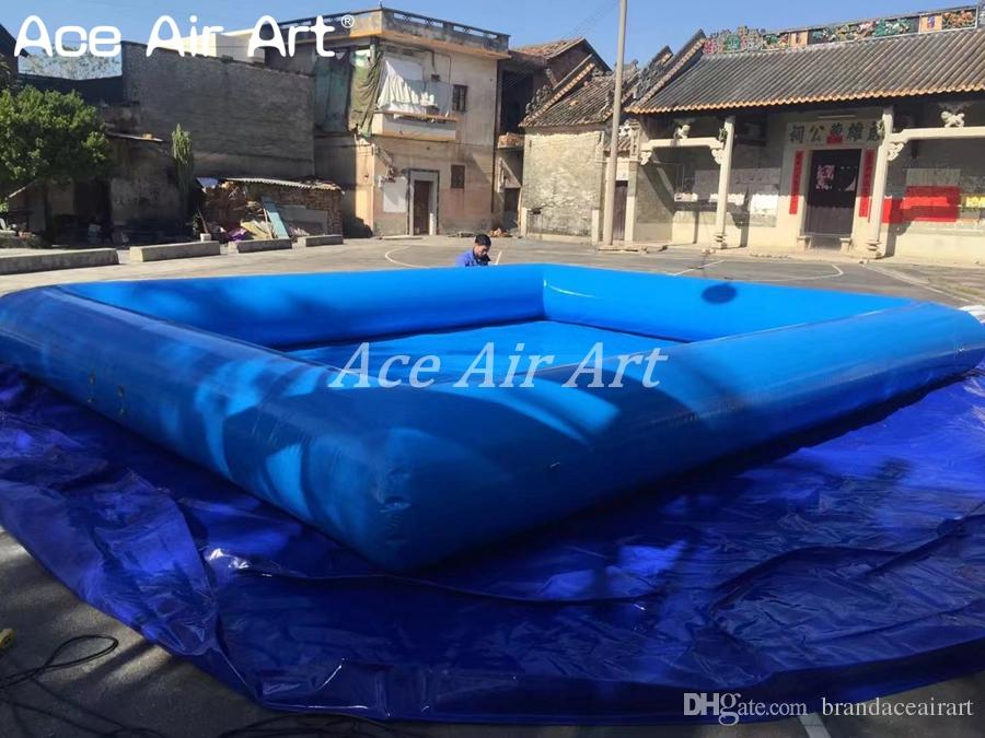 2019 Customized Inflatable Water Ball Pool Inflatable Swimming Pool With  Free Air Blower For Sale Made In China From Brandaceairart, $492.32 | ...