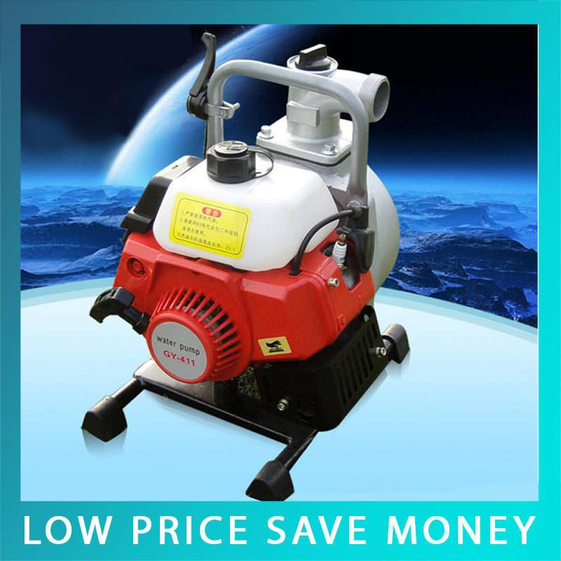 IE40-6 1inch Max Lift 30m Two-Stroke Gasoline c Protable Agricultural Irrigation Pump