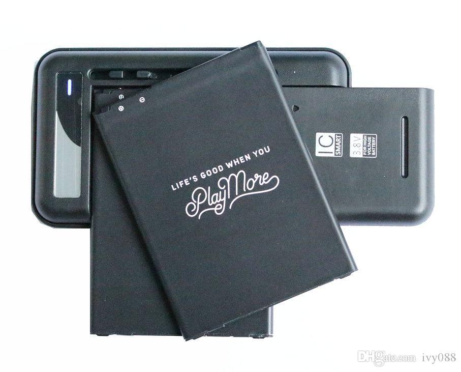 2X 3200mAh بطارية BL-44E1F البطارية + شاحن حوض العالمي لشركة إل جي V20 الإبرة 3 H990 F800 VS995 US996 LS995 LS997 H990DS H910 H918