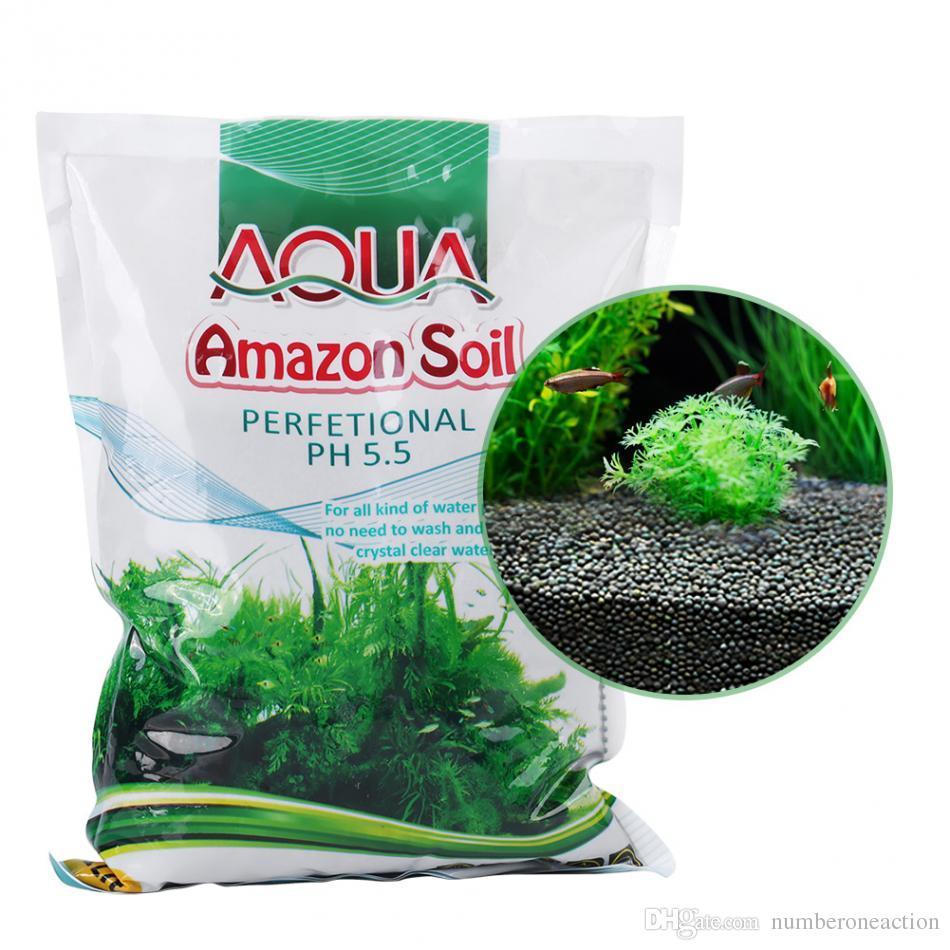 수족관 물고기 탱크 물 잔디 진흙 어항 아래 식물 모래 돌 홈 수족관 장식 물고기 공급