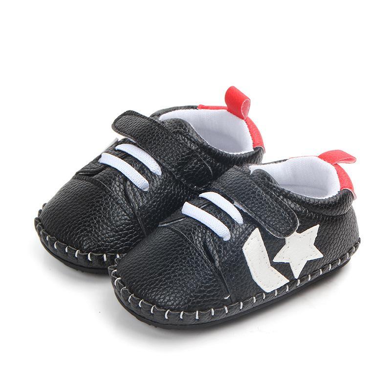 الرضع طفل رضيع بوي فتاة لينة وحيد سرير أحذية رياضة الوليد عارضة أحذية الوليد إلى 12 أشهر