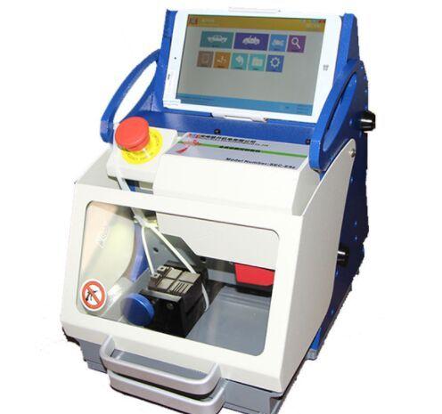 En iyi CNC Araba Anahtarları Kesme Makinesi Tam Otomatik Anahtar Kopyalama Makinesi Sayısal Kontrol Anahtarı Fotokopi SEC-E9z