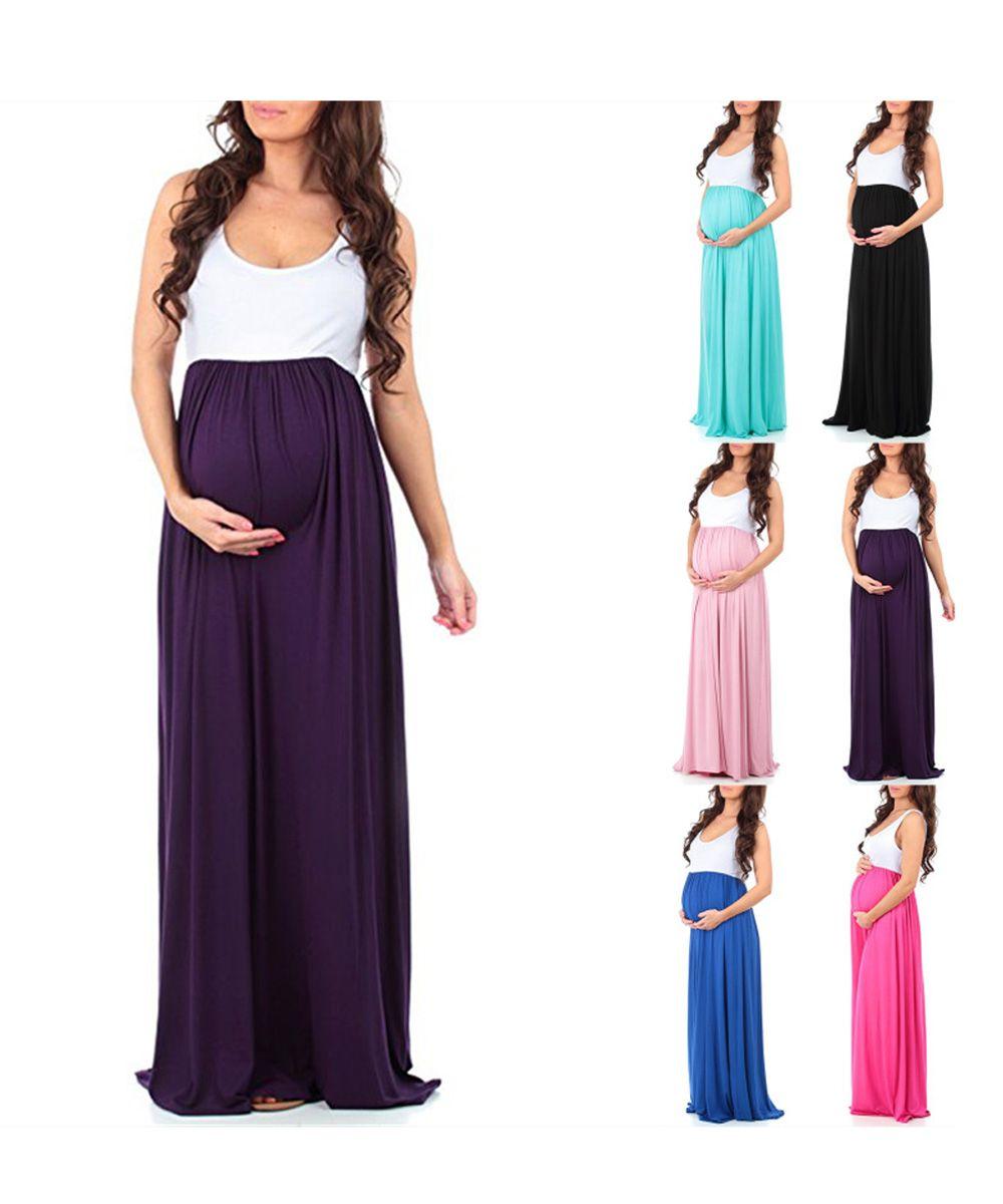 großhandel mode umstandsmode modal mutterschaft kleider pflege kleid  schwanger kleid schwangerschaft kleidung für schwangere 4 stück s xl größe  von