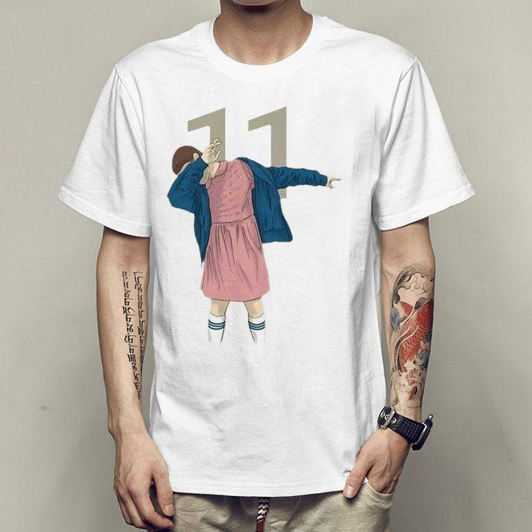 Acheter Eleven T Shirt Stranger Things 11