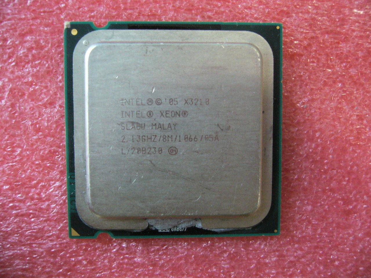 Intel Xeon X3210 2.13 GHz Quad-Core CPU Processor SLACU LGA 775