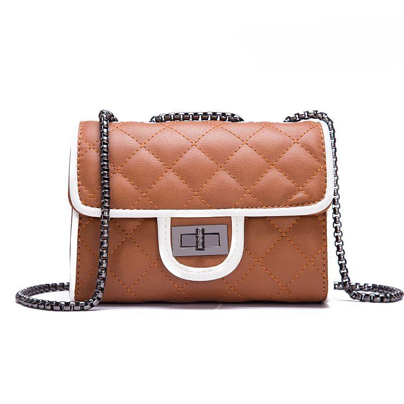 2018 Handbags Women Shoulder Bag Chain Strap Flap Handbag Ladies Clutch Bag Women Messenger Bags Bolsos Mujer