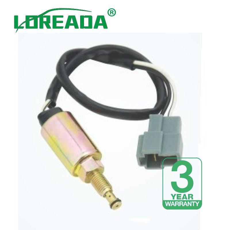 LOREADA Carburetor repair kits solenoid throttle valve for Toyota 5k Engine Carburetor 21062-13650 2106213650 OEM quality