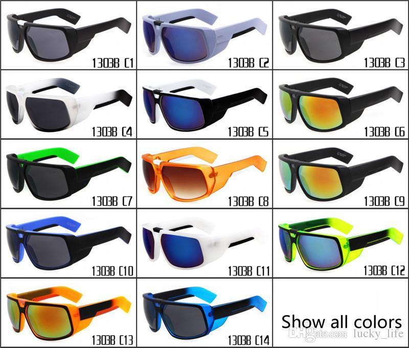 KEN BLOCK HELM Cycling Sports Outdoor Occhiali da sole per uomo o donna Occhiali da sole The Touring Reflective Lenses occhiali da sole con montatura grande