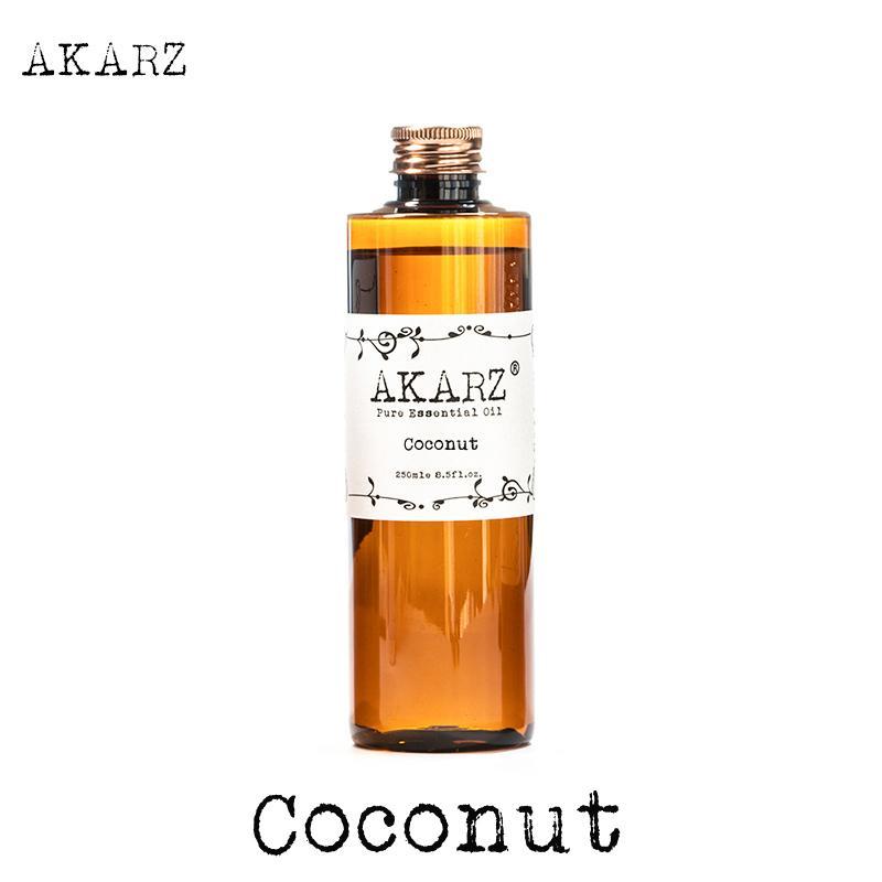 Kokosnussöl AKARZ Berühmte Marke Natürliche Aromatherapie Hochleistungs-Haut Körperpflege Massage Spa Kokosnuss Cocos Ätherisches Öl
