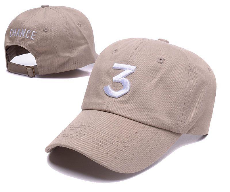 2018 spedizione gratuita Snapback Hat Migliaia Snap Back Hat per uomo CHANCE 3 Cap cappello a buon mercato uomini donne Berretto da baseball