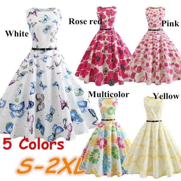4f9eaab69ca 2018 New Arrival Zaful Hepburn Vintage Series Dress Spring